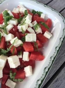 Melon och Feta