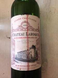 Chateau Laroque SaintEmilion Grand Cru 2005