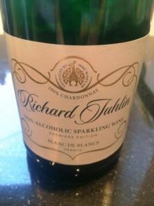 Richard Juhlin Non Alcoholic Sparkling wine